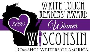 Write Touch Reader's Award Winner